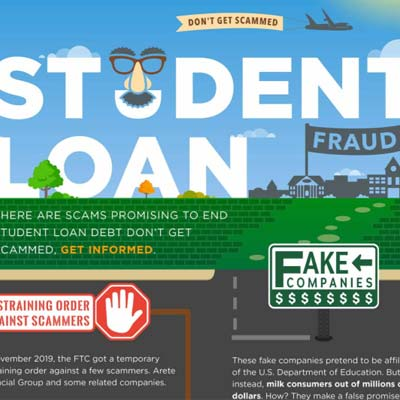 Student Loan Fraud – Don't Get Scammed